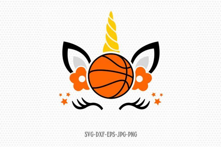 Unicorn Svg Unicorn Eyelashes Basketball Unicorn Svg 128762 Svgs Design Bundles Unicorn Svg Unicorn Face Unicorn Birthday