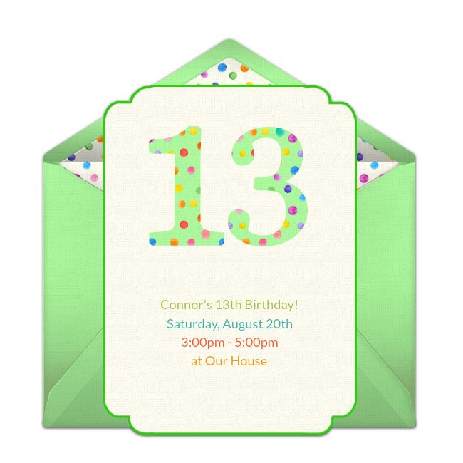 1000 images about birthday invitations – Punchbowl Birthday Invitations