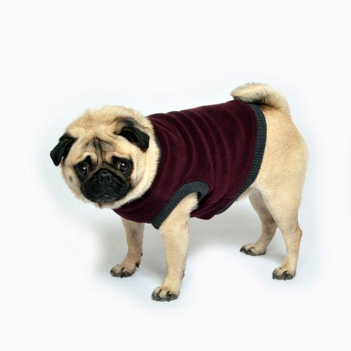 www.chezvalde.com Sweater - Classic Bordeaux