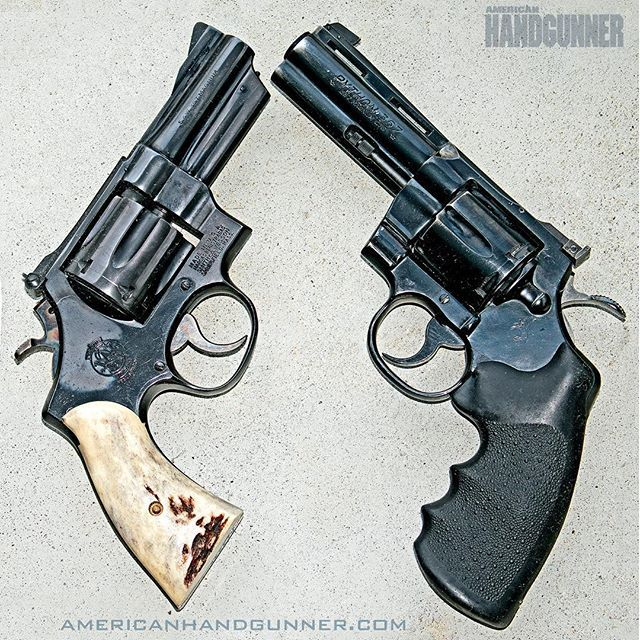 .357 Smith & Wesson ModelLoading that magazine is a pain! Get your Magazine speedloader today! http://www.amazon.com/shops/raeind