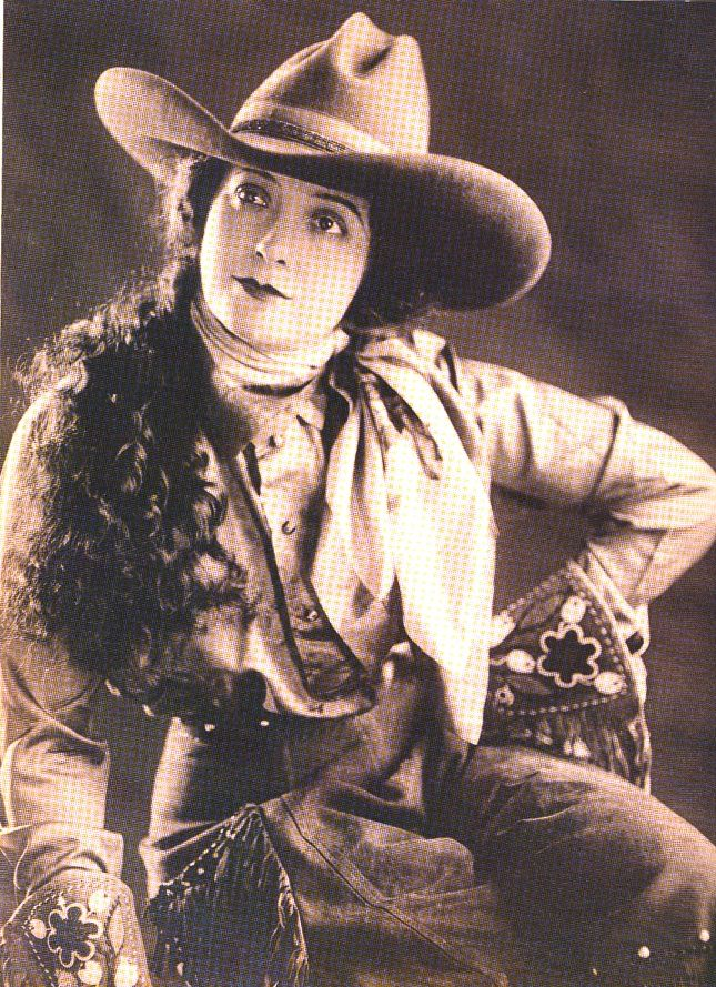 untamed cowgirls of the wild west