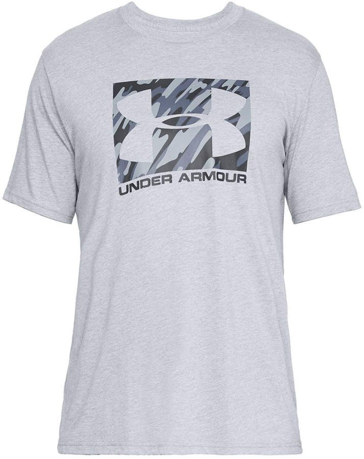 Dios Se convierte en subterráneo  Under Armour Men's Boxed Sportstyle Short Sleeve T-Shirt & Reviews - Men -  Macy's en 2020 | Logos para camisetas, Camisetas