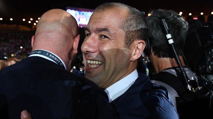 """Jardim : """"Jouer avec la CFA à Paris a été un moment clé"""" - Ligue 1 2016-2017 - Football                     """"C'est le plus beau titre de ma vie, a commenté Leonardo Jardim en conférence de presse après la victoire de Monaco sur Saint... http://www.eurosport.fr/football/ligue-1/2016-2017/jardim-jouer-avec-la-cfa-a-paris-a-ete-un-moment-cle_sto6169919/story.shtml"""