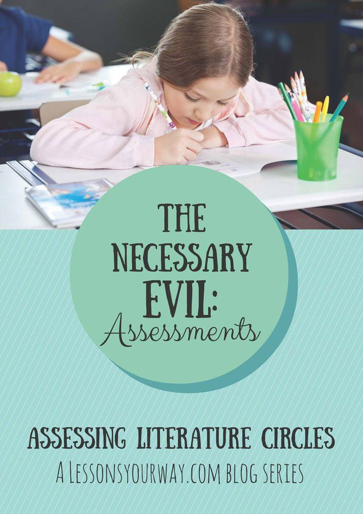 examination a necessary evil