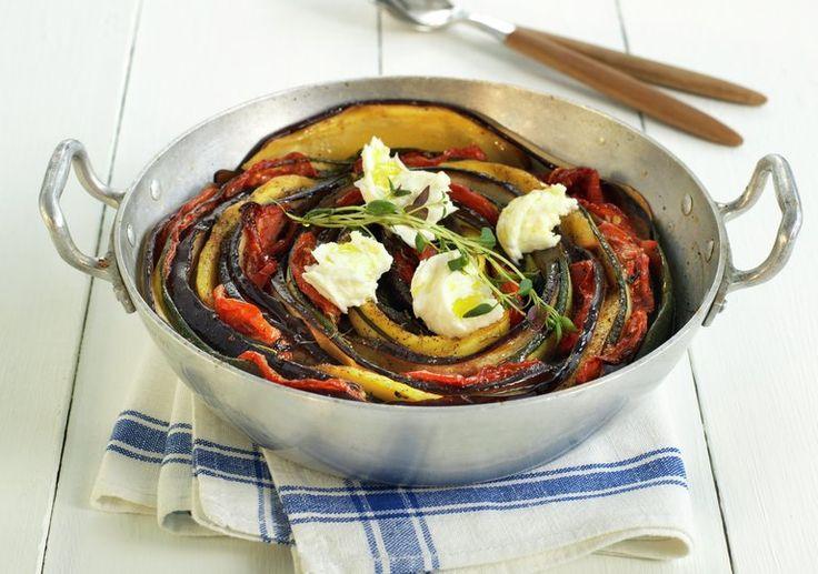 Grønnsaksform fra Provence