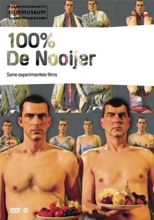 100% De Nooijer  Het Filmmuseum heeft het oeuvre van de experimentele filmers fotografen en beeldend kunstenaars Paul en Menno de Nooijer verzameld en vrijwel geheel geconserveerd. Net als het werk van Frans Zwartjes (FM5005) en Henri Plaat (FM5004) is het oeuvre van de De Nooijers moeilijk onder een noemer te vangen. Vervreemding en erotiek absurdisme en een surrealistisch spel met de waarneming zijn belangrijk in hun werk - dat zich op het snijvlak bevindt van (animatie)film fotografie en…