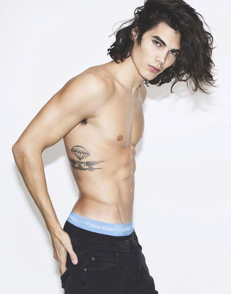 Vito Basso, Argentinian model
