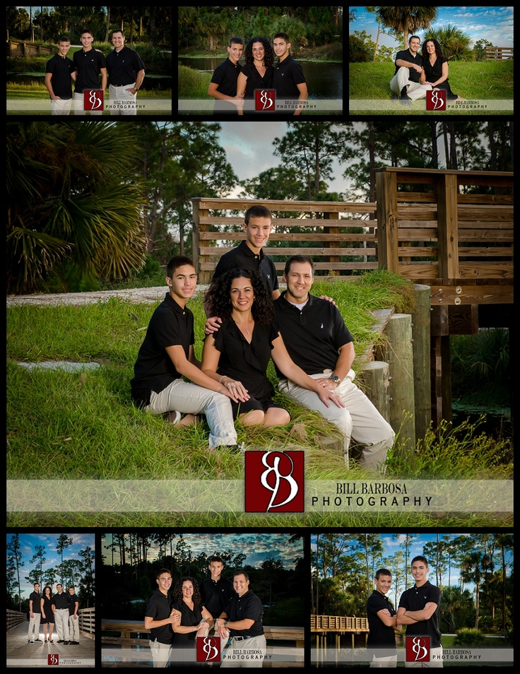 The Cabrera family discovered that park pictures are such an original idea. Thank you for allowing me to be part of your family's memories.Bill Barbosa Photography, West Palm Beach, Palm Beach County, FL