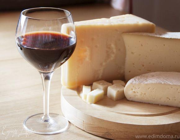Вкусное итальянское вино