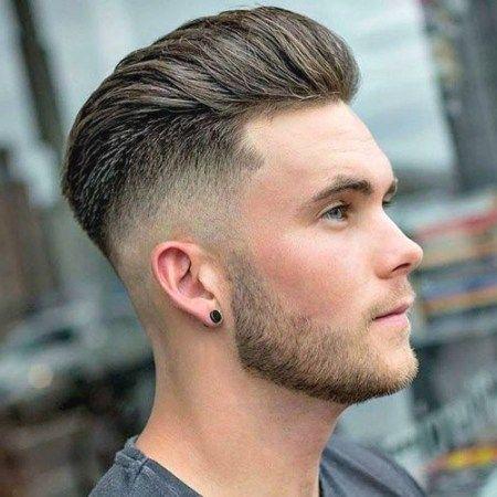 Modell Herren Frisuren Von Mittlerer Lange Welliges Haar Pinterest