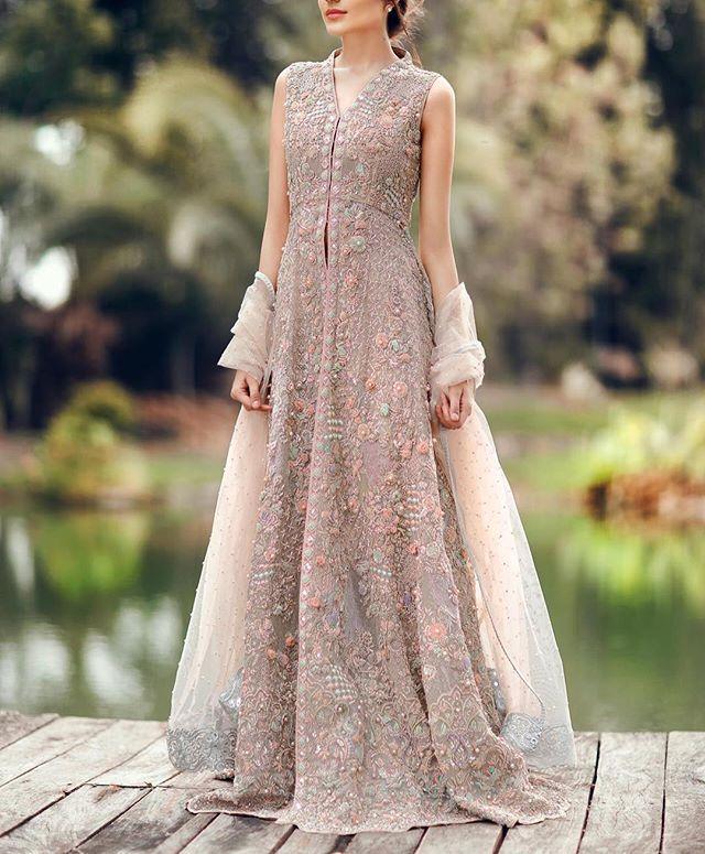 Sara Naqvi S/S 2016 Bridal