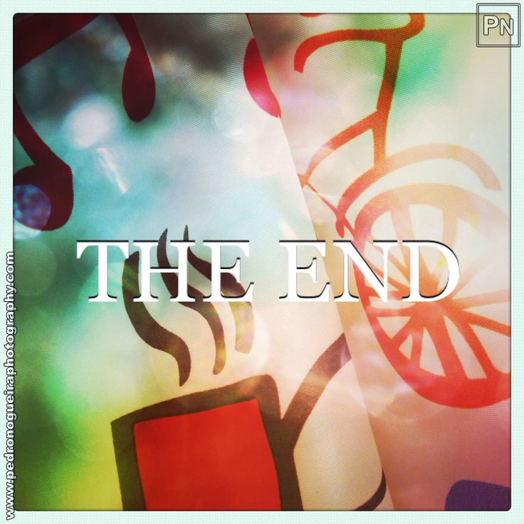 "365 ""The end"" Mobile phone - Project 365 - A photo per day throughout the year."