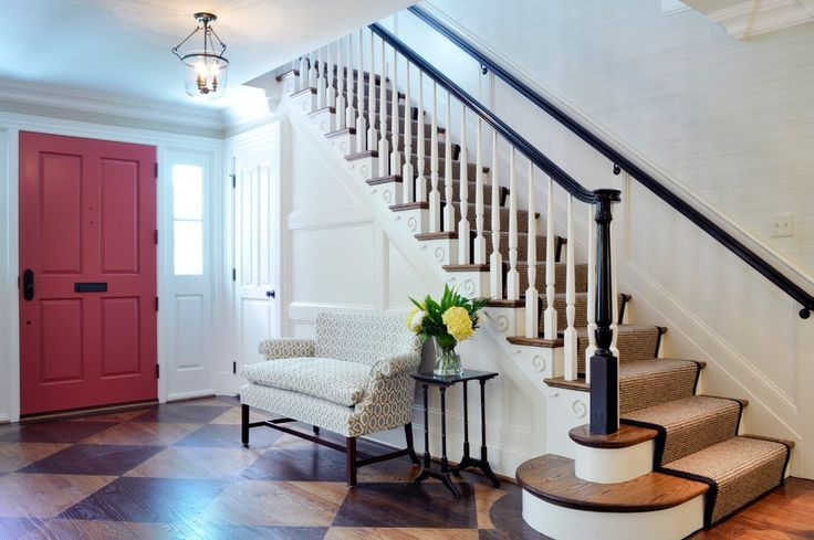 Top 25 Ideas About Carpet Stairs On Pinterest