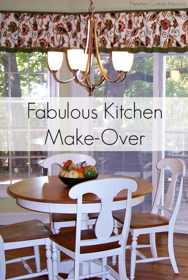 Fabulous Kitchen Makeover
