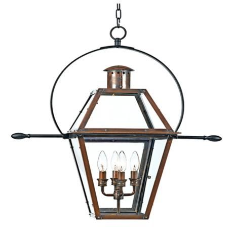Rue De Royal 29 1 2 High Outdoor Hanging Light