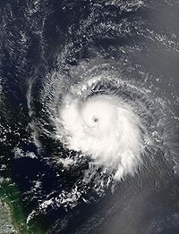 Hurricane Ivan Sept 2004