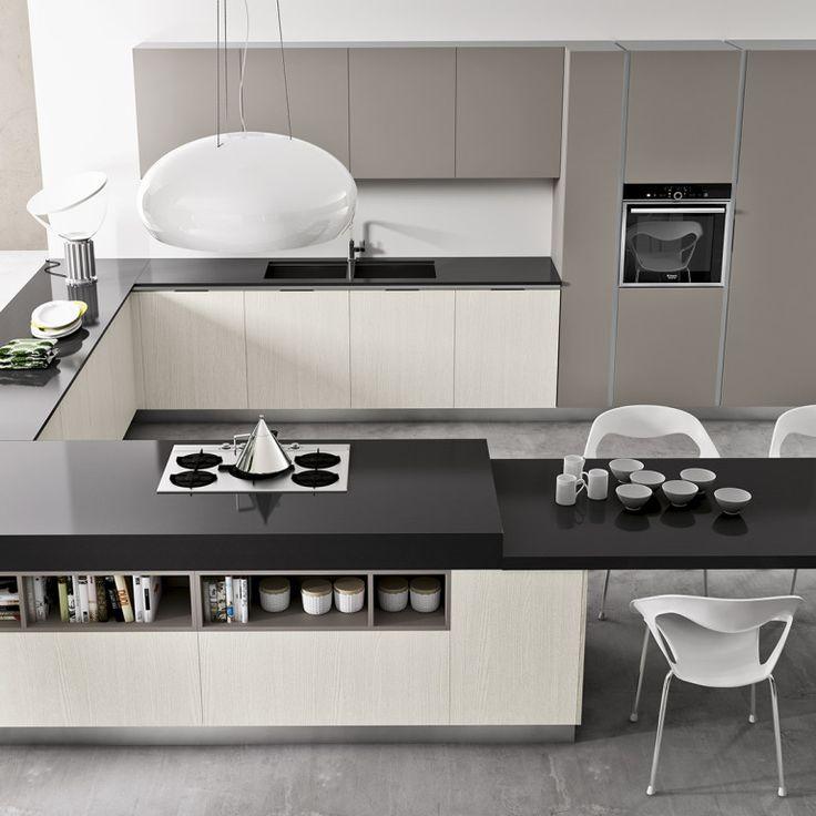 Cucine Moderne Con Penisola Of Oltre 25 Fantastiche Idee Su Cucine Moderne Su Pinterest