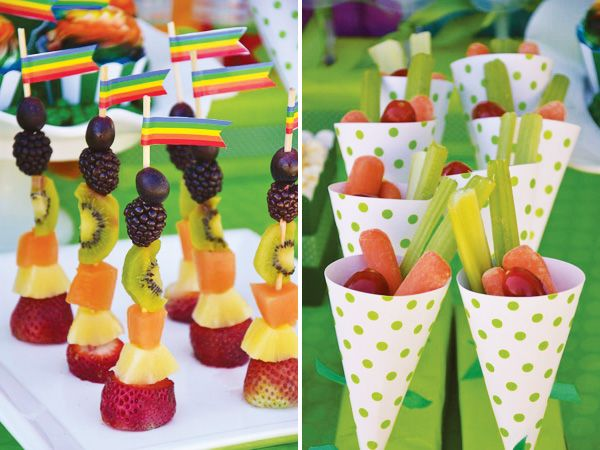 Snacks backyards parties for kids birthday parties google search