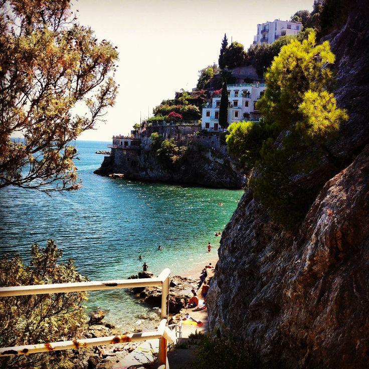 Cetara - Scorcio Spiaggia - Costiera Amalfitana - Amalfi Coast