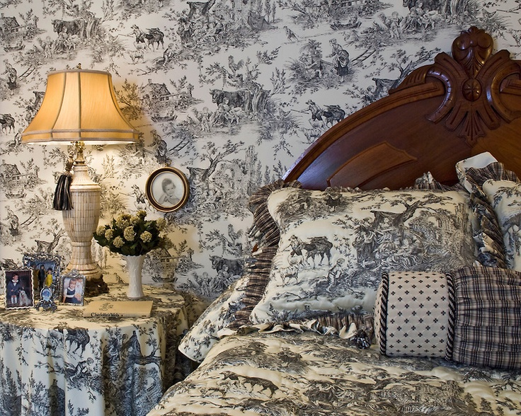Pinterest Decorating With Toile: 104 Best Images About Toile Decor On Pinterest