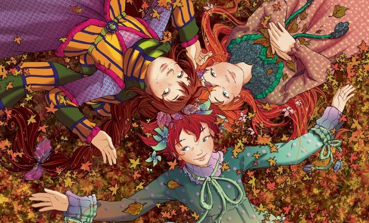 Fairy Oak-Vanilla,Pervinca e Flox