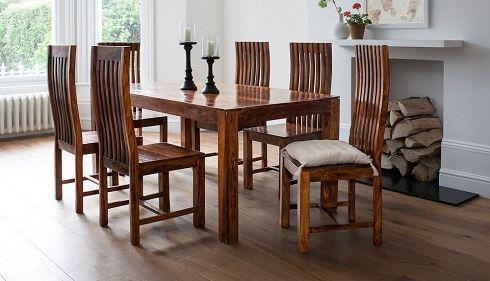 Kouzlo nábytku z masivního dřeva