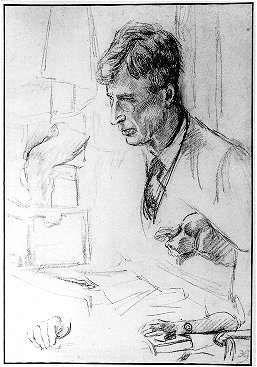 Leonard Woolf by Vanessa Bell, 1940