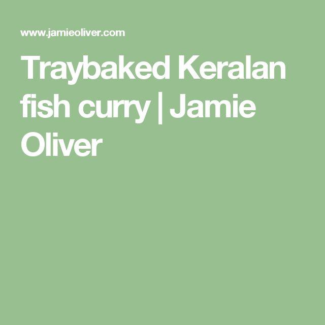 Traybaked Keralan fish curry   Jamie Oliver