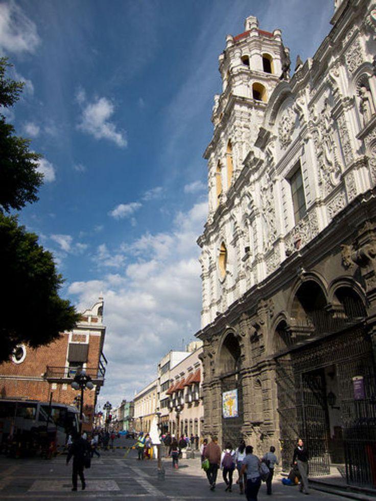 Historic center of Puebla