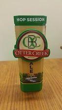 "NEW OTTER CREEK HOP SESSION ALE SHORT SHOTGUN 6"" FREE SHIPPING! Beer Tap Handle"