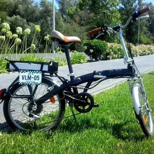 Electric fold up bike  #bikeawish #bikerental #lisbon #vilamoura #algarve