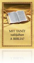 Jehova Tanúi bibliai témájú könyvei és folyóiratai