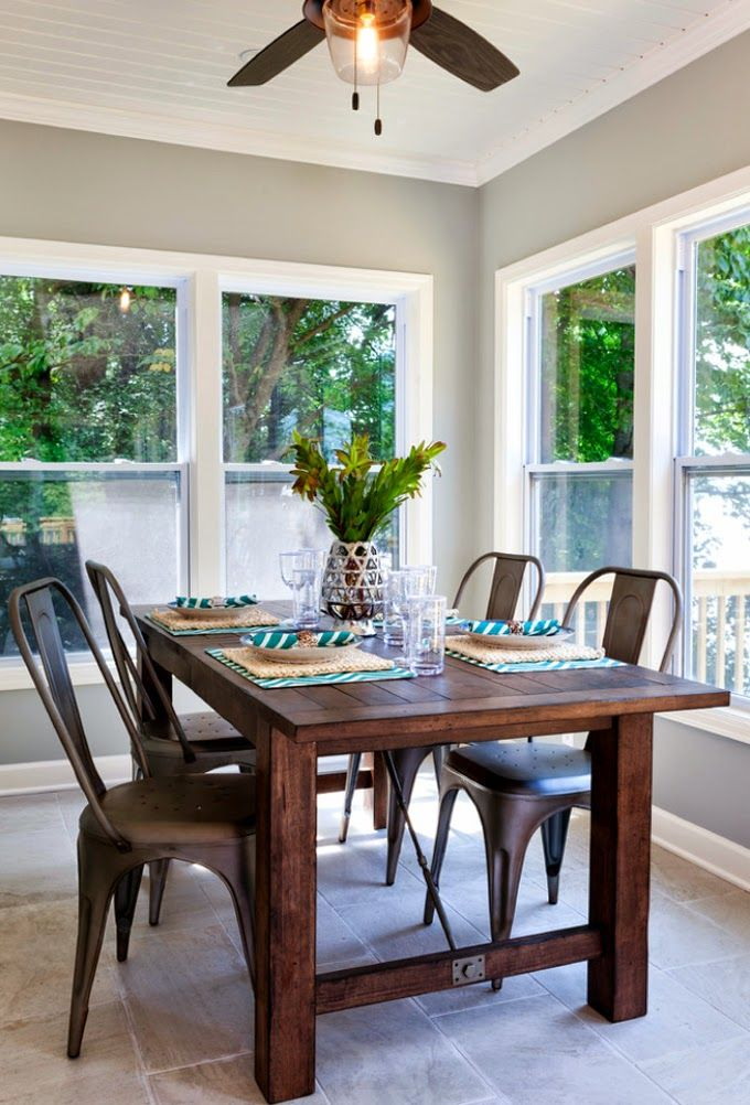 House Of Turquoise Loftus Design Home Decor I Love Pinterest Turquoise And Dining
