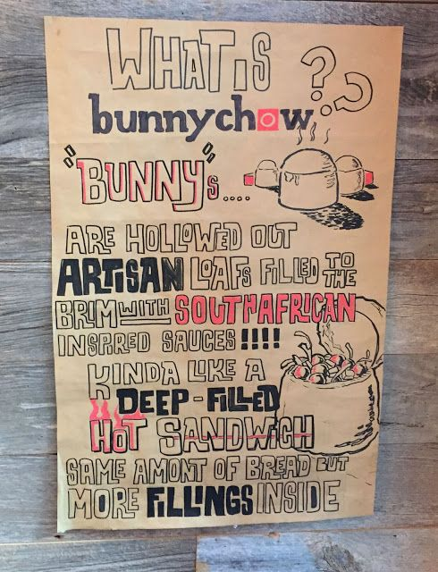 Bunnychow, Soho — Her Favourite Food