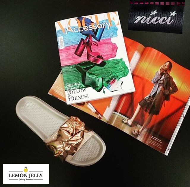 Fabulous new #Summer collection of #LemonJelly sandals! #SS17