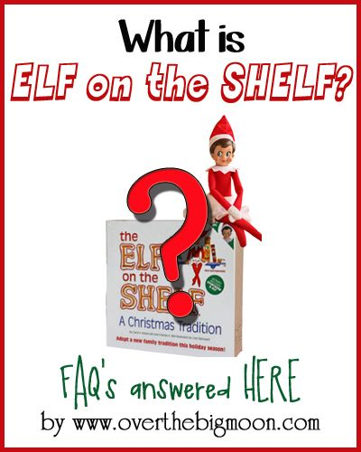 Considering starting the Elf on the Shelf tradition in your family? Everything you need to know to get started is in this post. Great information!