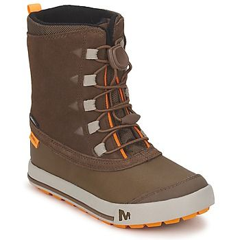 Snow boots Merrell SNOW BANK WTPF KIDS Brown 72.00 €