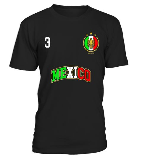 "# Mexico Shirt Number 3 + BACK Soccer Team Futbol Mexican Flag .  Special Offer, not available in shops      Comes in a variety of styles and colours      Buy yours now before it is too late!      Secured payment via Visa / Mastercard / Amex / PayPal      How to place an order            Choose the model from the drop-down menu      Click on ""Buy it now""      Choose the size and the quantity      Add your delivery address and bank details      And that's it!      Tags: No. 3 ON BACK! Mexico…"