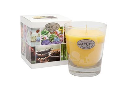 Get A Free Scented Candle from Salt City Candle Outlets! - Freebie Select - The Home Of Selected Freebies