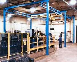 Gorbel Ergonomic Cranes, Ergonomic Workstation, Handling Equipment