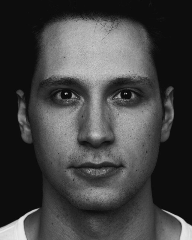Matt McGorry - There's something a little serial killer and a lot hot about this pic:) @Lorien Asisi @Maggie Lundgren