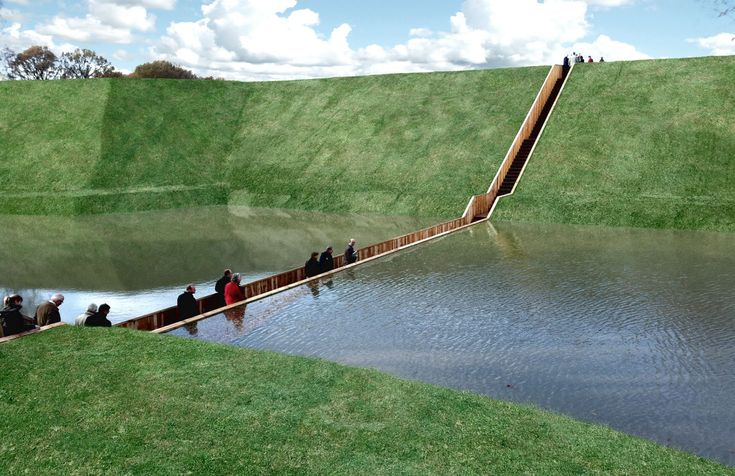 Moses Bridge, The Netherlands | Accoya – Acetylated Wood
