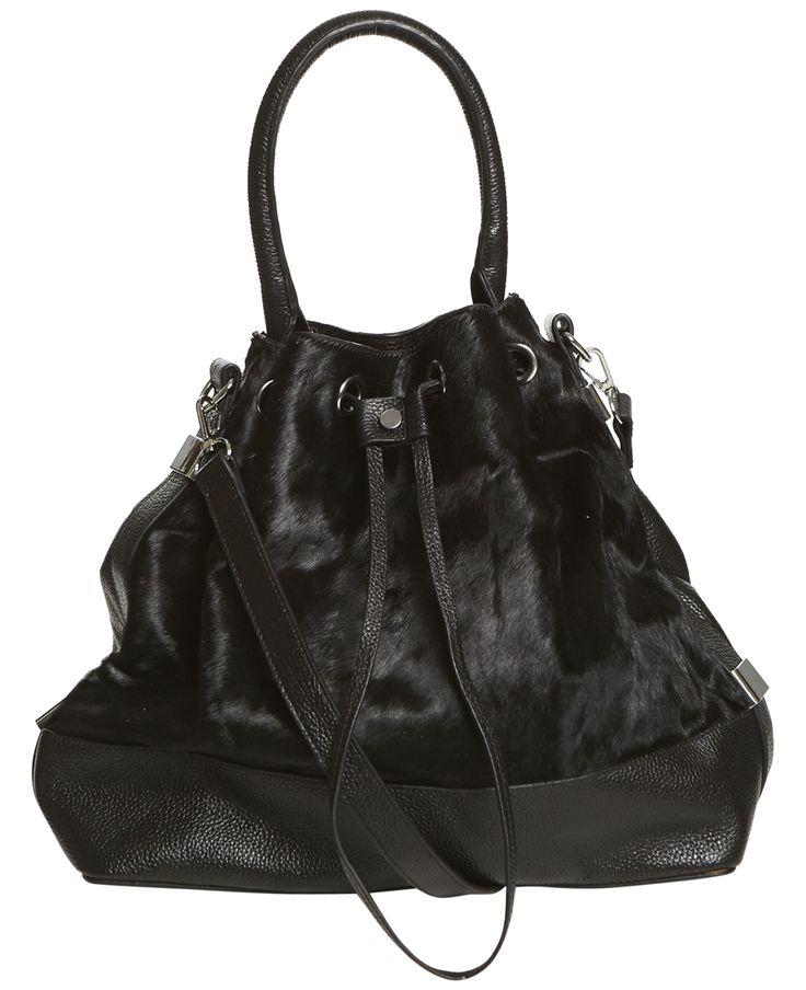 Sabine Leather Bucket Bag - PRE ORDER - Bardot