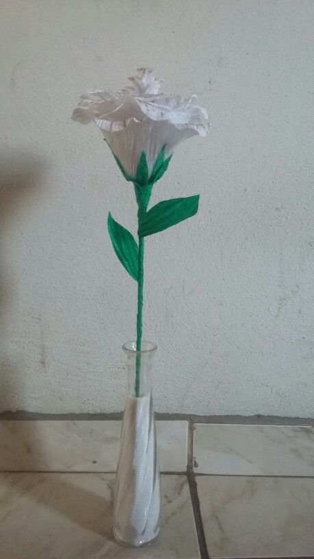 #FlordePapelCrep #RibeiroArts