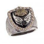Harley Davidson Wedding Rings for Men