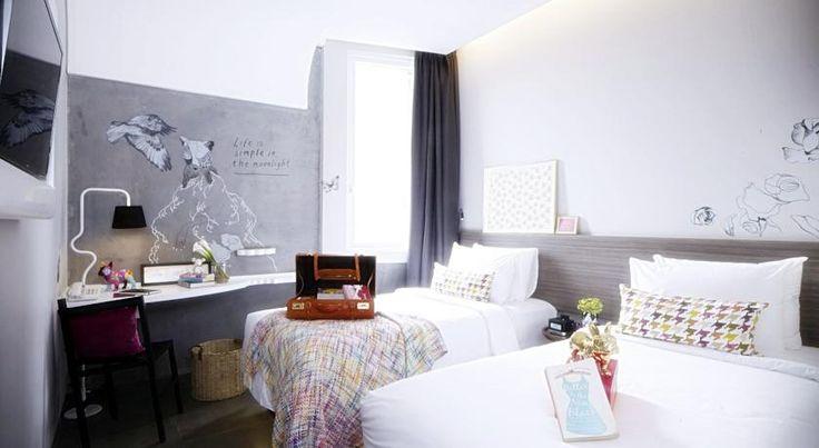 artotel Thamrin - twin bed