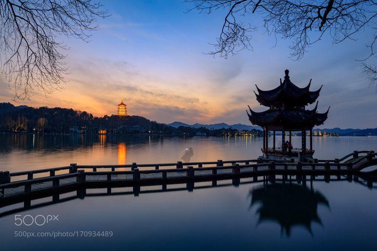 Leafing Tower G20 Hangzhou by hangzhoudazhou