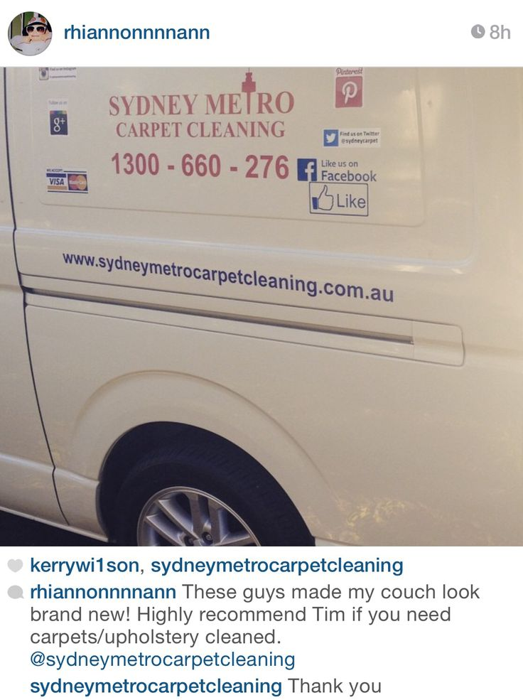 Another happy client  Her #lounge was heavily stained and it came up 100%  She was over the moon  #carpetcleaning #sydney