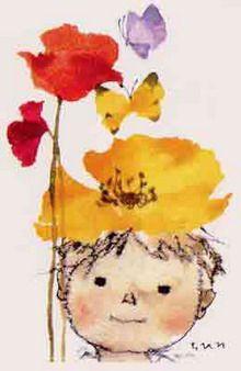 Bloggang.com : ยิปซีสีน้ำเงิน : Chihiro Iwasaki : ปีกผีเสื้อแสนสวยในทุ่งดอกไม้แห่งวัยเยาว์
