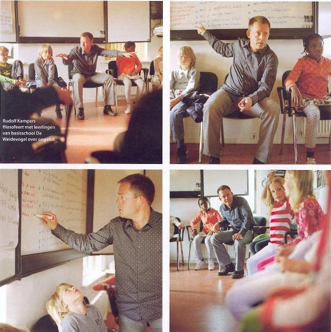 Stichting leren filosoferen met kinderen